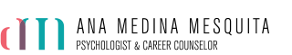 Ana Medina Mesquita Logo